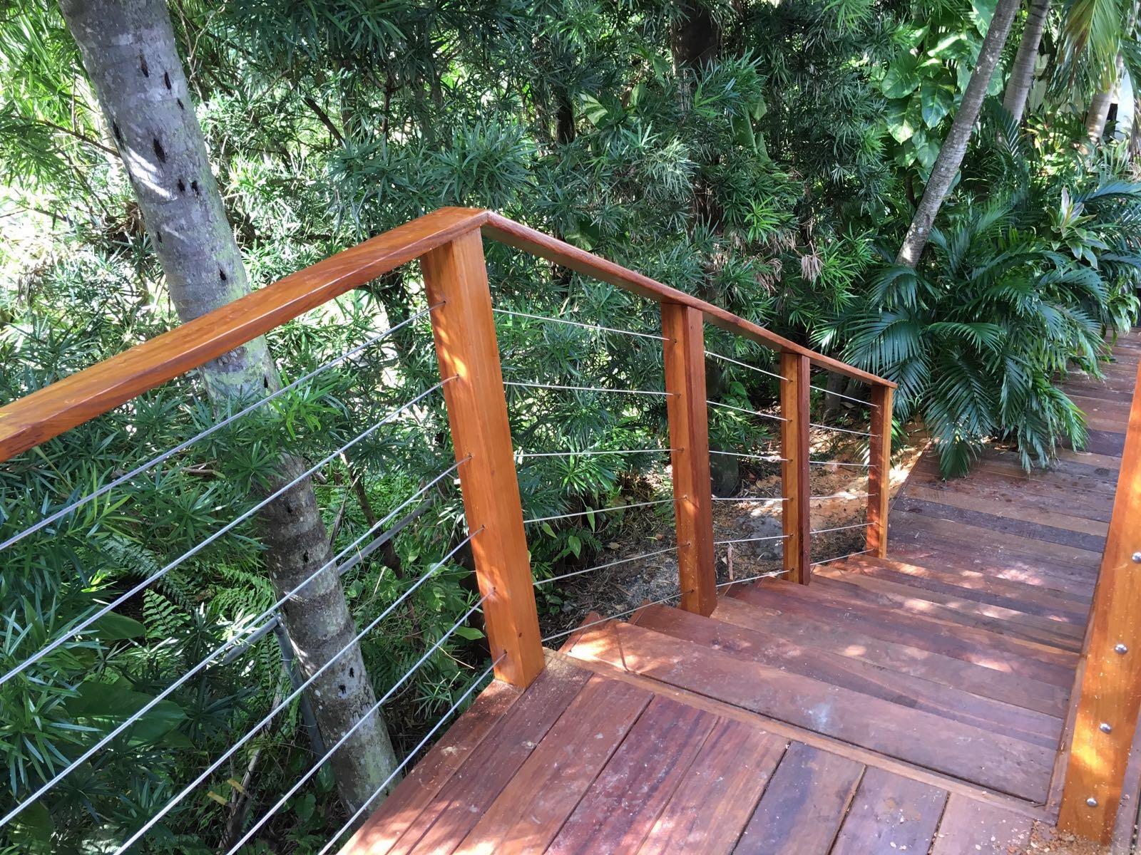 Cumaru Stairs